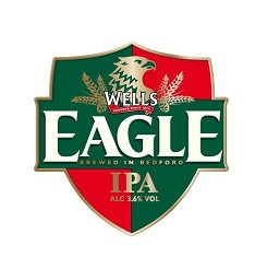 Wells Eagle IPA (Alc. 3.6% Vol)